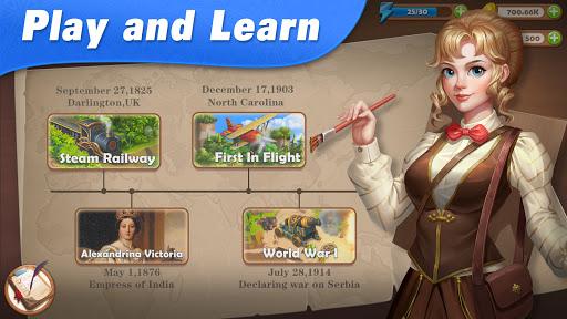 Sarah's Adventure: Missing Treasures  screenshots 6