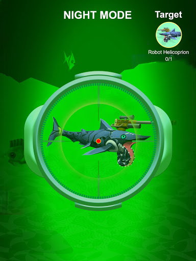 Jurassic Sea Attack 7.42 screenshots 9