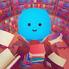 Bloo Jump - Game for bookworms