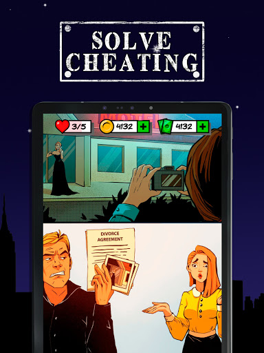 Uncrime: Crime investigation & Detective gameud83dudd0eud83dudd26 android2mod screenshots 9