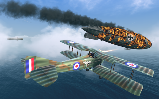 Warplanes: WW1 Sky Aces 1.3.2 screenshots 10