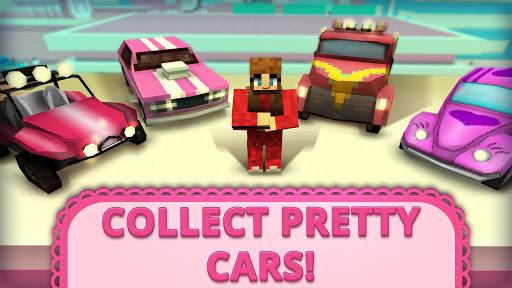 Girls Car Craft GO Parking Awesome Games For Girls 1.8-minApi23 Screenshots 8