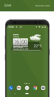 Livo weather icons