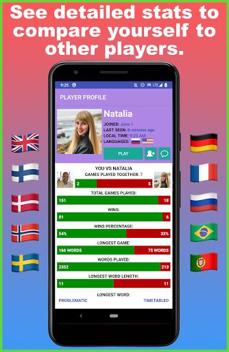 Battlexic - Strategic Words Search With Friends 4.6.5 screenshots 7