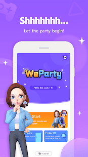 WeParty - Voice Party Gaming Screenshot