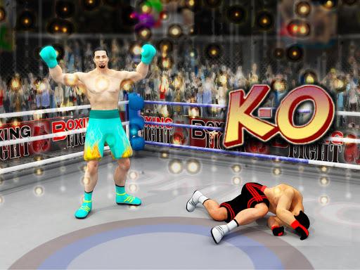 Punch Boxing Warrior: Ninja Kung Fu Fighting Games 3.1.7 screenshots 9