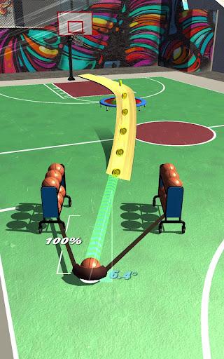 Slingshot Basketball! modavailable screenshots 12