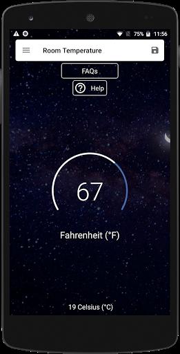 Room Temperature  screenshots 1