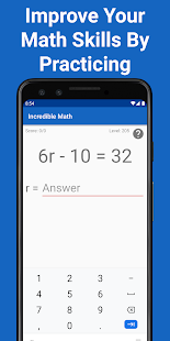 Incredible Math - Learn and practice math