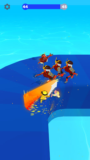 Code Triche Slash Ninja (Astuce) APK MOD screenshots 4