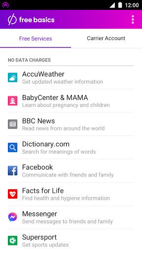 Free Basics by Facebook 65.0.0.0.191 Screenshots 1