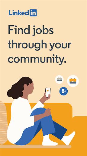 LinkedIn: Jobs, Business News & Social Networking app screenshot