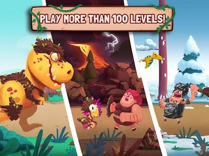 Dino Bash – Dinosaurs v Cavemen Tower Defense Wars APK MOD Full FULL DOWNLOAD ***NEW*** 4