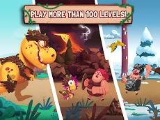 Dino Bash - Dinosaurs v Cavemen Tower Defense Warsのおすすめ画像4