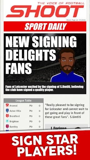 Club Soccer Director 2022  screenshots 4