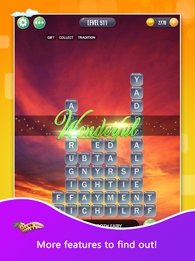 Word Town: Search, find & crush in crossword games  screenshots 10