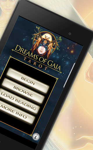 Dreams of Gaia Tarot  screenshots 19