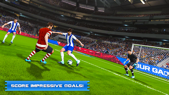 Real Soccer Match Tournament 2018 u26f9ufe0f (Final) 1.0 Screenshots 8