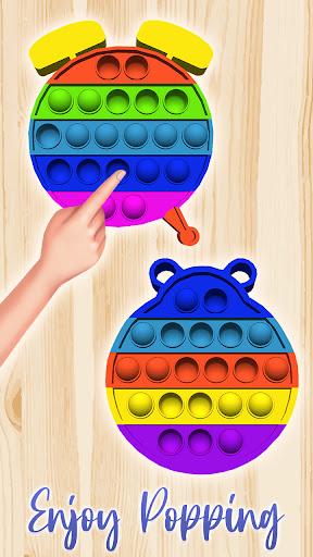 Pop It 3D ASMR - DIY Fidget Antistress Calm Toys  screenshots 8
