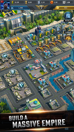 Instant War : Ultimate Warfare -  Fight & Conquer android2mod screenshots 21