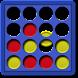 重力付き四目並べ (4 in a Row) - Androidアプリ