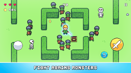 Pixel Legends: Retro Survival For Pc – Download Free For Windows 10, 7, 8 And Mac 1