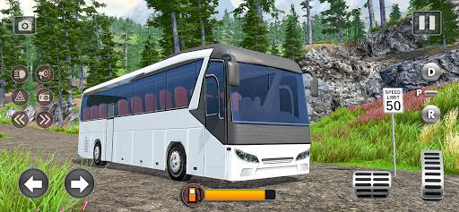 Ultimate Bus Simulator 2020 : 3D Driving Games apkmartins screenshots 1