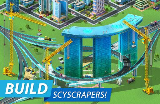 Megapolis: city building simulator. Urban strategy  Screenshots 5