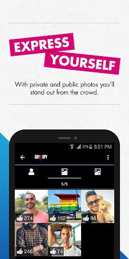 GuySpy: Gay Dating and Chat App 4.13.3 Screenshots 2