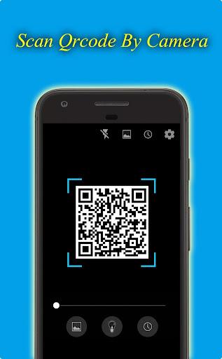 QR Scanner , Smart Scan & QR Code Scanner App 1.2.11 screenshots 1