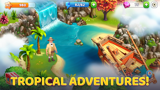 Bermuda Adventures Island Farm  screenshots 12