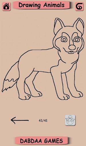 Drawing Animals - Lets Draw Animals  Screenshots 12