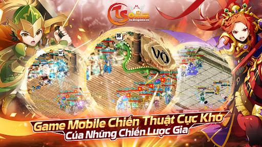 TS Online Mobile u2013 Huyu1ec1n thou1ea1i turnbase RPG Apkfinish screenshots 1