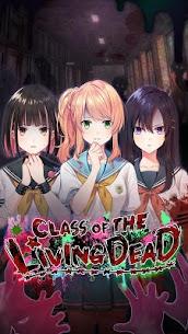 Class of the Living Dead Mod Apk: Moe Zombie Horror (Premium Choices) 5