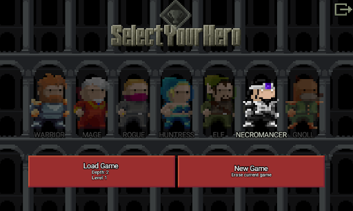 Remixed Dungeon: Pixel Art Roguelike 30.1.beta.4 screenshots 11
