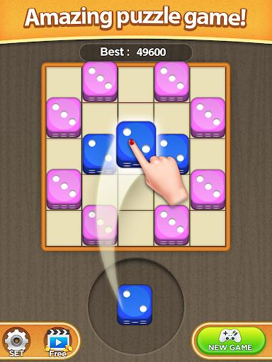 Dice Puzzle - Merge puzzle 1.0.7 screenshots 8