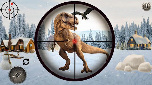 Best Dinosaur Shooting Games: Dino Hunt Shelter  screenshots 12