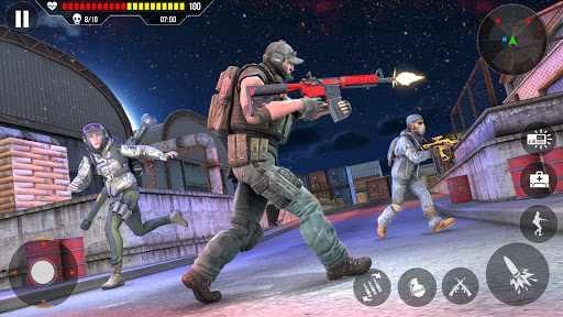 Encounter Cover Hunter 3v3 Team Battle 1.6 Screenshots 10