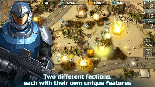 Art of War 3: PvP RTS modern warfare strategy game  screenshots 6