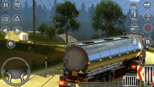 Oil Tanker Transport Game: Free Simulation 1.0.1 Screenshots 4