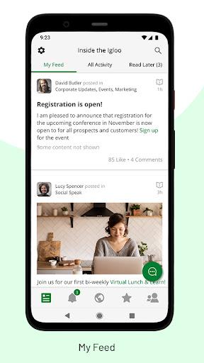 ITI - Igloo Mobile Branded Edition screenshot 3