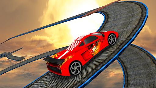 Stunt Car Impossible Track Challenge apklade screenshots 2