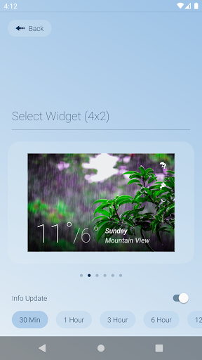 How is the Weather - Different, Simple & No Ads v17_24.01 Screenshots 6