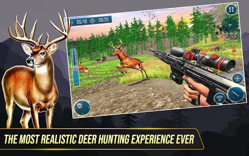 Wild Deer Hunting Adventure: Animal Shooting Games  screenshots 1