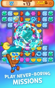 Cookie Run: Puzzle World Screenshot