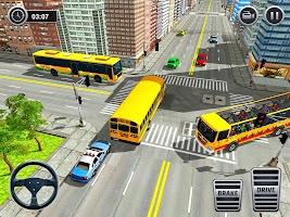 School Bus Coach Driver 2019