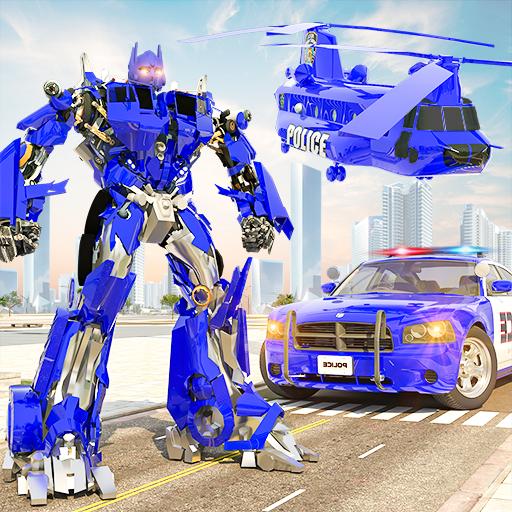 Super Cargo Robot Hero Transform 2021