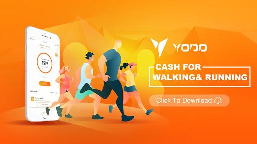 Yodo - Cash for walking & running  Screenshots 8