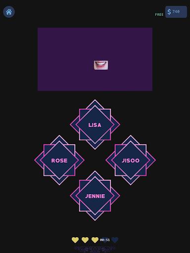 BLINK - BlackPink game  Screenshots 4