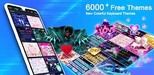 screenshot of ❤️Emoji keyboard - Cute Emoticons, GIF, Stickers